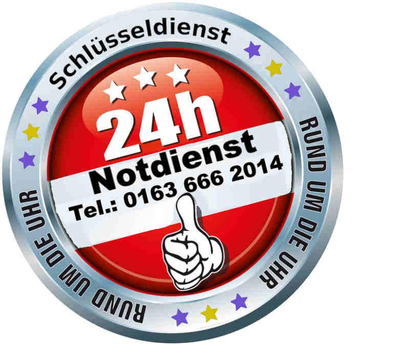 Schlüsseldienst Notdienst 50 Euro Tag und Nacht 1 Festpreis