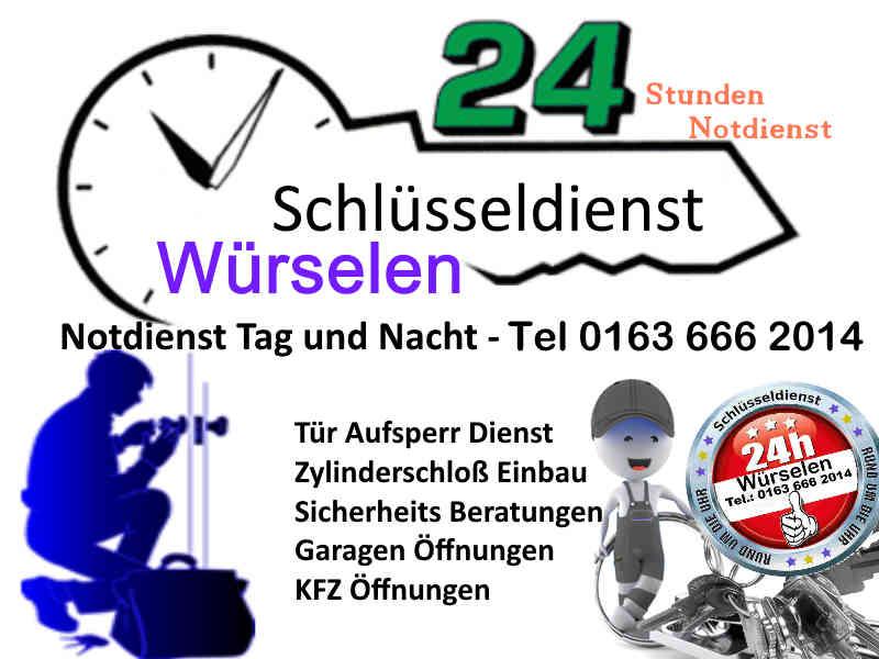 Schlüsseldienst Würselen Bardenberg Top News Angebot 50 Euro
